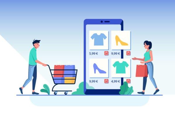 spletna kosarica spletna trgovina