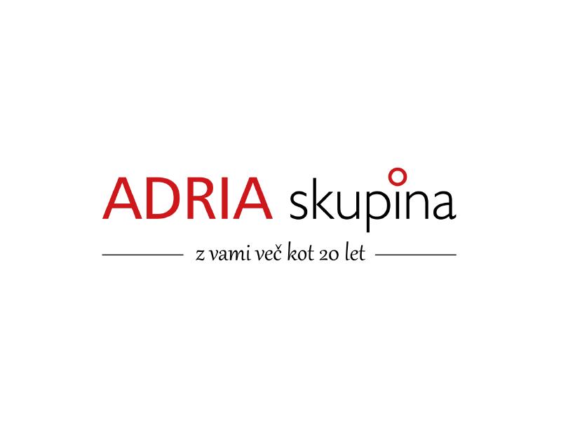 Adria skupina logotip