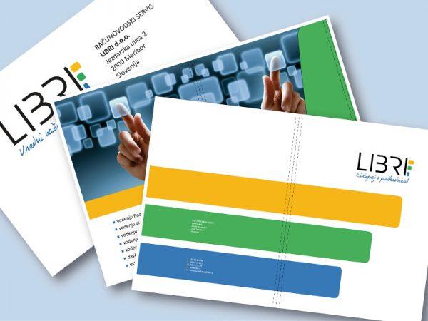 LIBRI 00 graficno oblikovanje