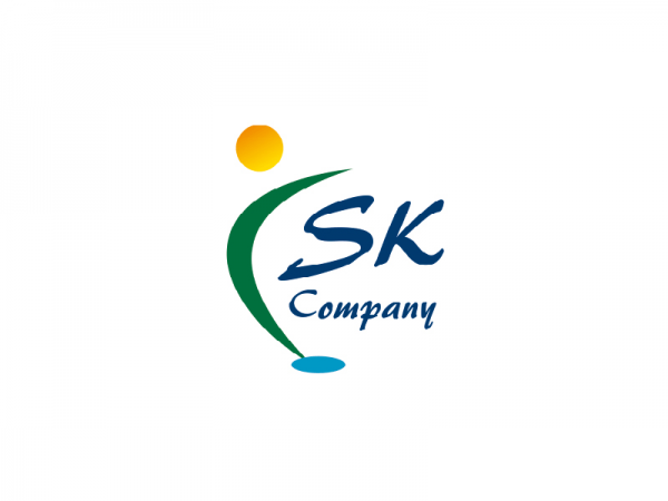 SK company logotip
