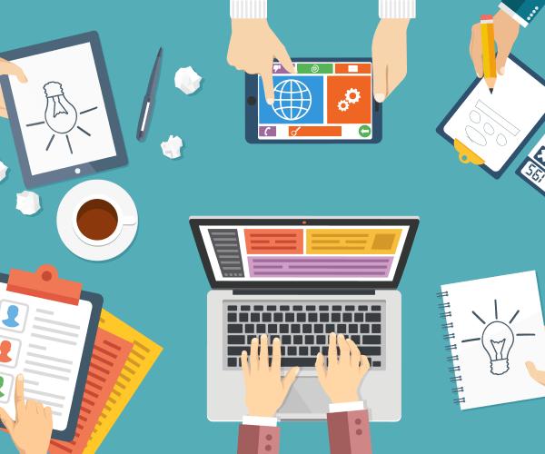 nacrtovanje spletne strani