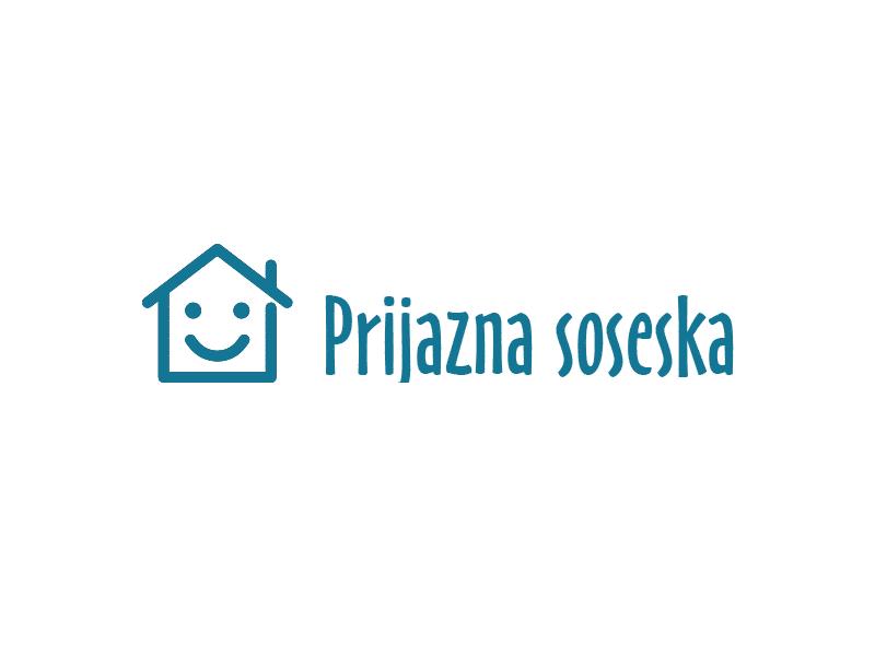 prijazna soseska logotip
