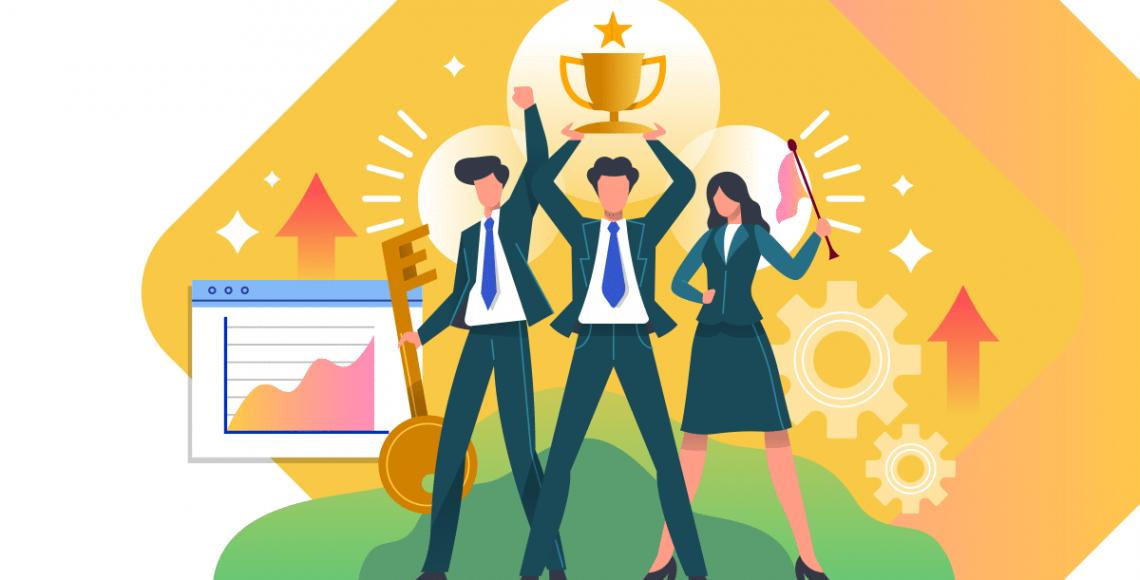 rast in razvoj posla
