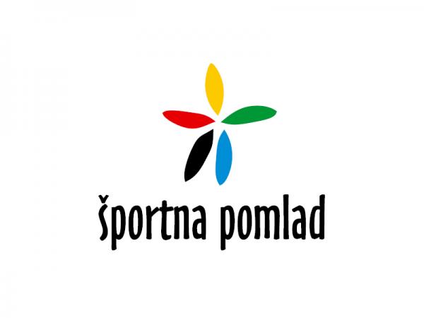 sportna pomlad logotip