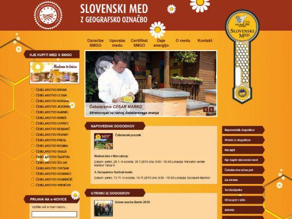 www slovenski med