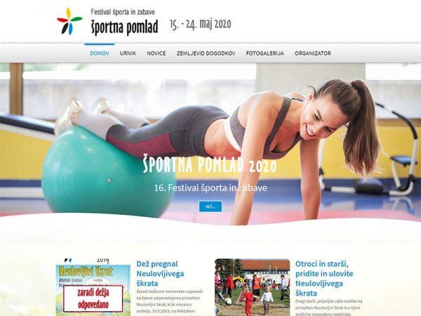 www sportnapomlad