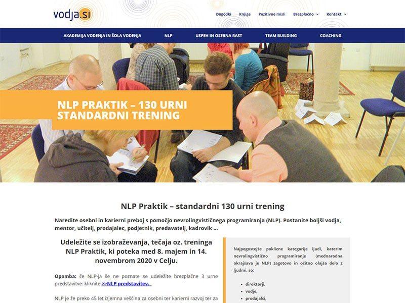 www vodja