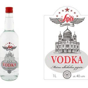 Bio Sad 03 graficno oblikovanje etikete