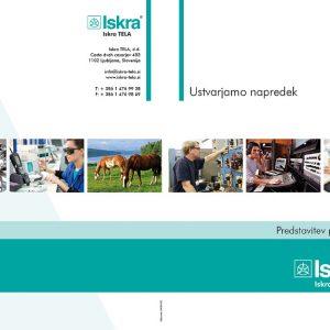Iskra Tela 01 graficno oblikovanje company profile