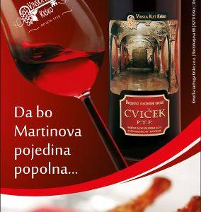KZ Krsko 13 graficno oblikovanje oglas