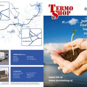 Termo Shop 01 graficno oblikovanje katalog