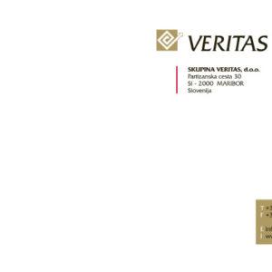 Veritas 02 graficno oblikovanje dopis A5
